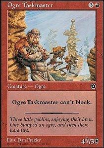 Ogre Taskmaster