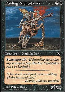 Raiding Nightstalker