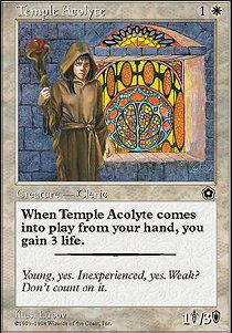 Temple Acolyte