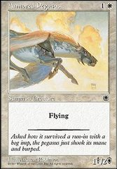 Armored Pegasus (1) on Channel Fireball