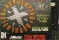 Revolution X featuring Aerosmith