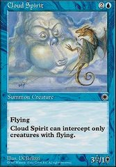 Cloud Spirit on Channel Fireball