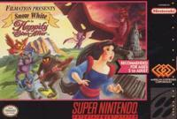 Snow White in Happily Ever After, Filmation presents