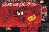 Spider-Man & Venom: Maximum Carnage (Red Cartridge)