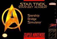 Star Trek: Starfleet Academy: Starship Bridge Simulator