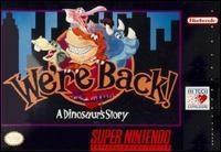 We're Back Dinosaur Story