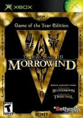 Elder Scrolls III, The: Morrowind: Game of the Year Edition