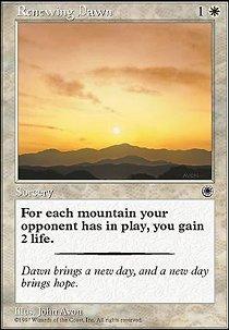 Renewing Dawn