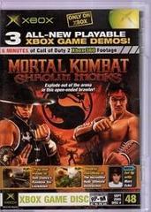 Official Xbox Magazine Demo Disc #48 September 2005