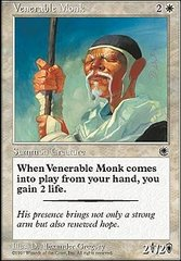 Venerable Monk