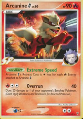 Arcanine [G] - 15/147 - Non Holo Rare Theme Deck Exclusive