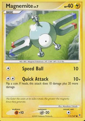 Magnemite - 111/147 - Common on Channel Fireball