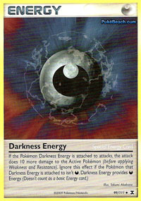 Darkness Energy (Special) - 99/111 - Uncommon