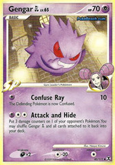 Gengar [GL] - 40/111 - Uncommon on Channel Fireball