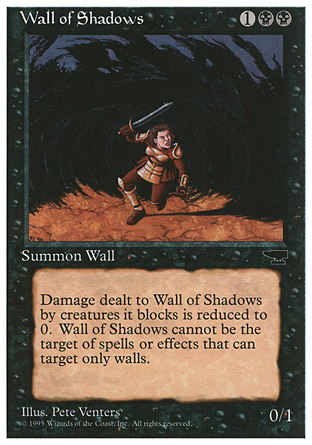 Wall of Shadows