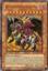 Red Dragon Archfiend/Assault Mode - CRMS-EN004 - Ultra Rare - 1st Edition