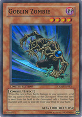 Goblin Zombie - CRMS-ENSE2 - Super Rare - Limited Edition on Channel Fireball