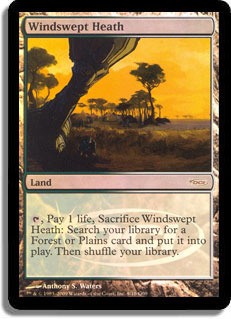 Windswept Heath (Judge Foil)