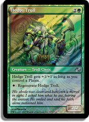 Hedge Troll - Foil - Launch Promo