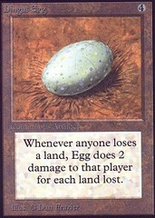 Dingus Egg (Not Tournament Legal)