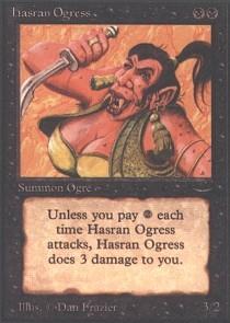 Hasran Ogress (Dark)