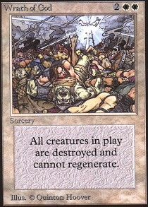 Wrath of God (Not Tournament Legal)