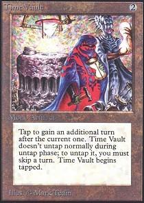 Time Vault (Not Tournament Legal)