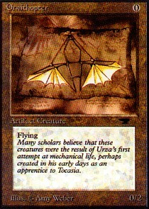 Ornithopter Antiquities (4x)