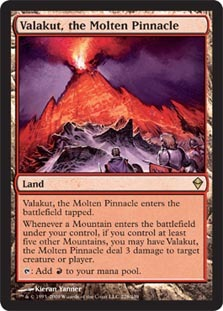Valakut, the Molten Pinnacle