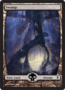 Swamp (238) - Full Art