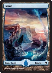 Basic Island (236) - Full Art