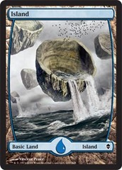 Basic Island (237) - Full Art