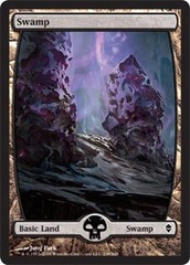 Swamp (239) - Full Art