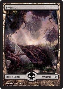 Swamp (241) - Full Art