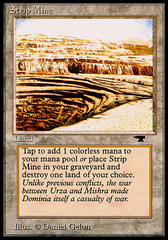 Strip Mine (Uneven Horizon, Sky, Even Terraces)