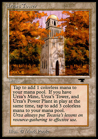 Urzas Tower (Autumn)