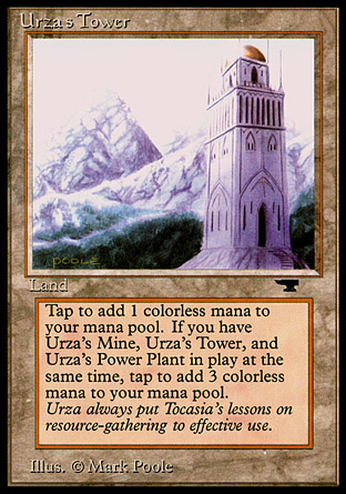 Urzas Tower (Mountains)