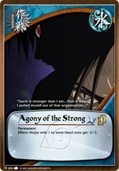 Agony of the Strong - M-404 - Common - 1st Edition