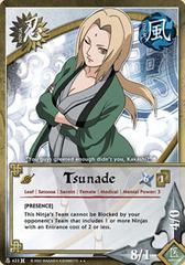 Tsunade - N-423 - Rare - 1st Edition