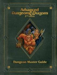 2nd Edition Premium Dungeon Master Guide