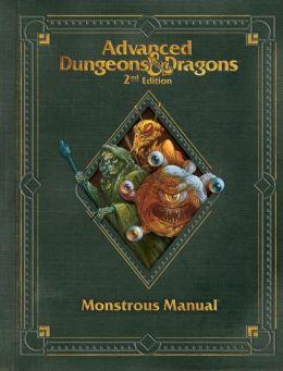 2nd Edition Premium Monstrous Manual