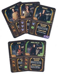 Firefly: The Game 7 Card Promo Pack