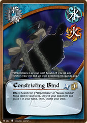 Constricting Bind - M-462 - Uncommon - 1st Edition