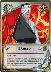 Danzo - N-600 - Rare - 1st Edition