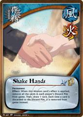 Shake Hands - M-467 - Uncommon - 1st Edition