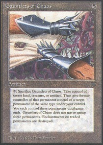 Gauntlets of Chaos