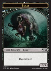 Beast Token (005/014) on Channel Fireball