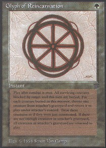 Glyph of Reincarnation