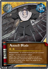Assault Blade - J-464 - Rare - 1st Edition
