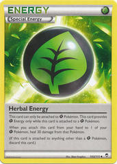 Herbal Energy - 103/111 - Uncommon